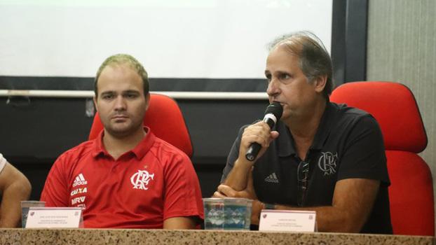 Flamengo quer ser o  maior celeiro de talentos do mundo  e0b03af471e61
