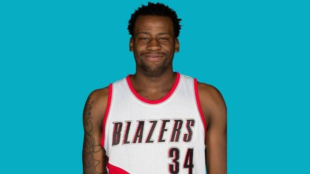 Cliff Alexander, ala-pivô do Portland Trail Blazers, nascido em 16/11/1995