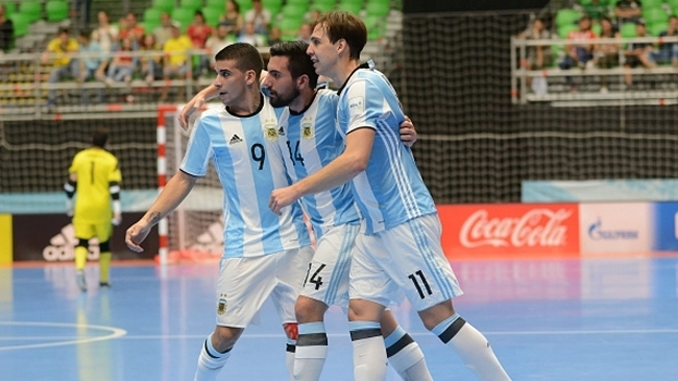 A Argentina está na semifinal da competição