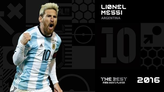 Messi, um dos candidados a melhor do mundo em 2016