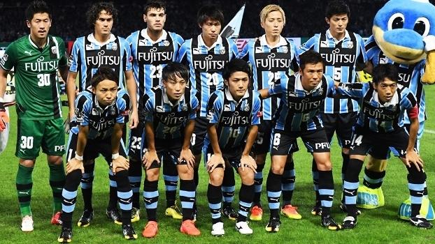 aa63c1d934 Kawasaki Frontale Posado Yokohama F Marinos Campeonato Japones 26 09 2016