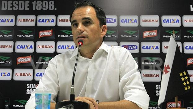 Novo diretor executivo de futebol f60f3230f2d86
