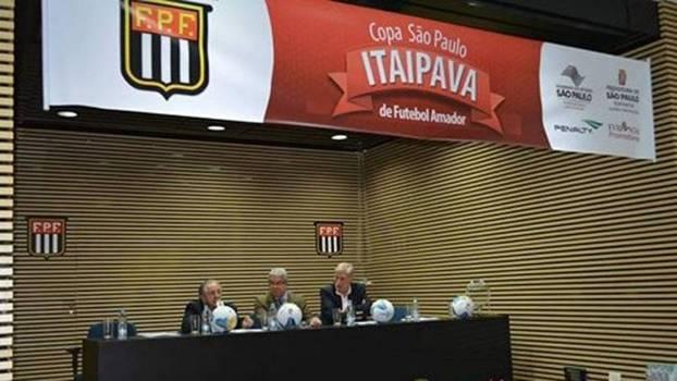 Congresso Técnico com divulgação da marca foi realizado dia 23 de junho, na FPF
