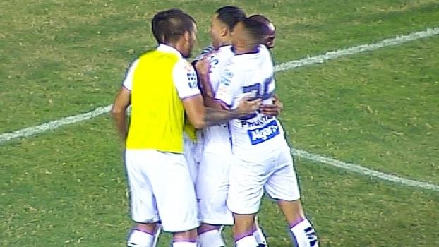 Equipe bateu o Galvez por 3 a 0 na noite desta quarta-feira