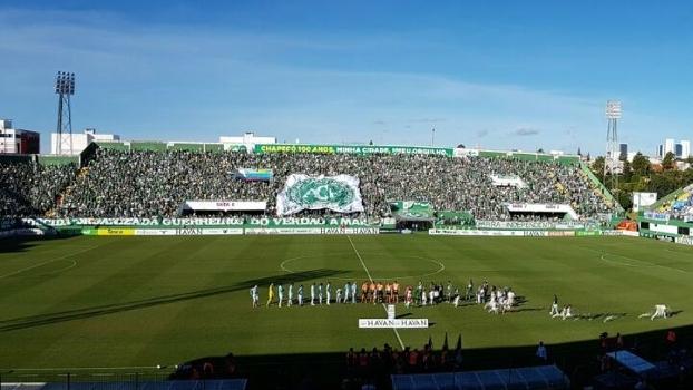Arena Condá, Chapecoense, na final do catarinense 2017