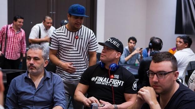 Felipe Mojave e Tito Ortiz