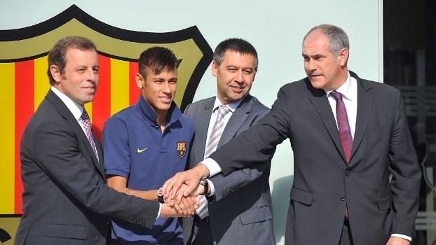 Justiça espanhola reabre caso Neymar, diz jornal