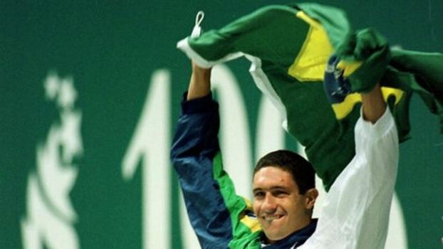 Gustavo Borges 1996