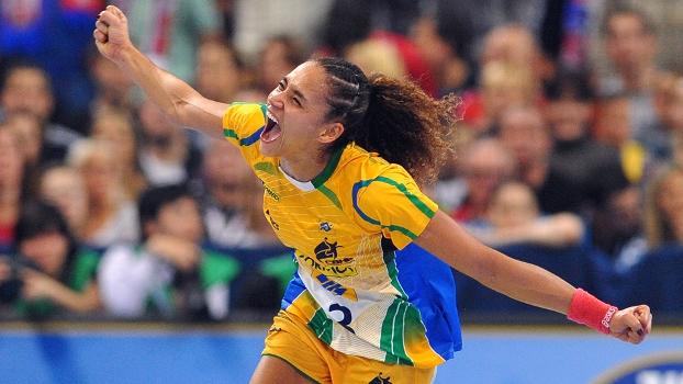 Alexandra Nascimento foi eleita melhor jogadora do mundo em 2013