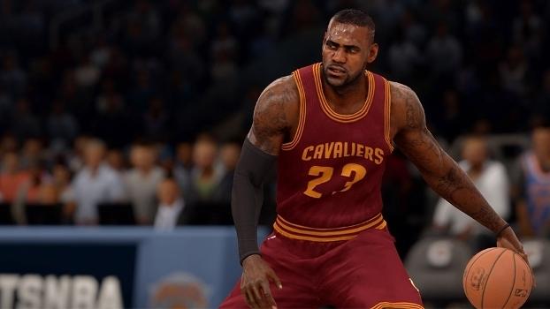 Com o vácuo criado por NBA Live, a franquia de basquete da 2K Sports está livre para dominar o mercado.