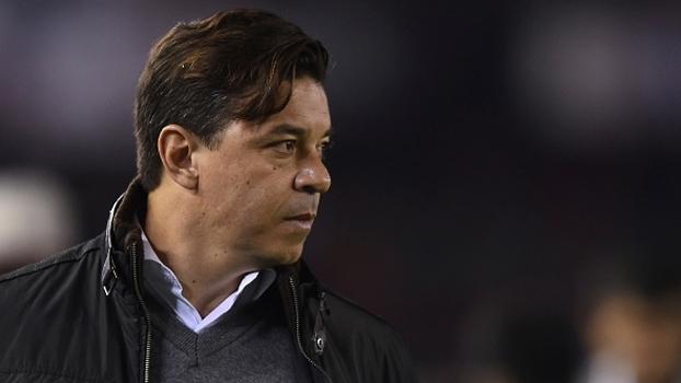 Marcelo Gallardo terá de lidar com suspeitas de doping no River Plate