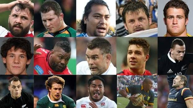 Uma seleção com jogadores que não vão participar desse mundial