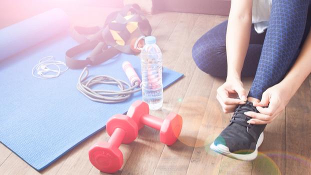 e64f45592 Quer começar a treinar em casa? Veja dicas de expert | Blogs - ESPN