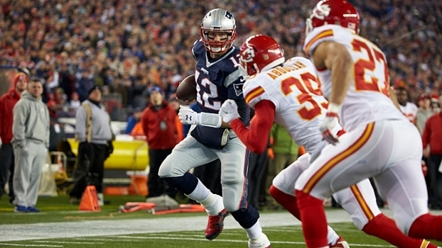 Cairo Santos e os Chiefs fazem jogo contra os Patriots na abertura da temporada da NFL