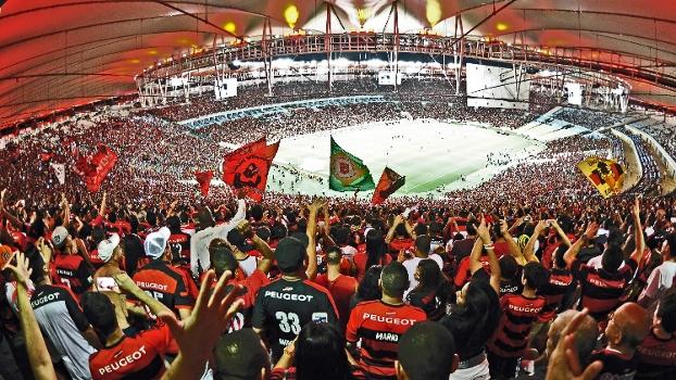 Ingressos para Atlético-PR x Flamengo estão à venda