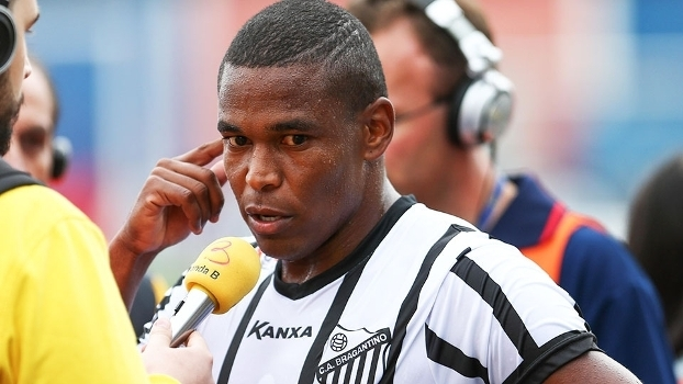 Alan Mineiro Entrevista Bragantino Parana Serie B 21/11/2015