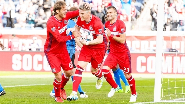 Ex-ídolo do Bayern defende agora o Chicago Fire