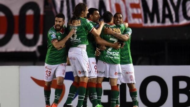 Huracán saiu na frente do River Plate na semifinal da Copa Sul-Americana