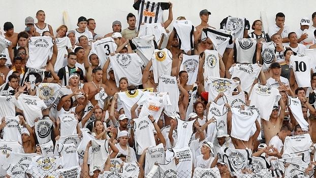 Sócios do Santos já podem comprar ingressos para clássico de torcida ... b5d9907621a91