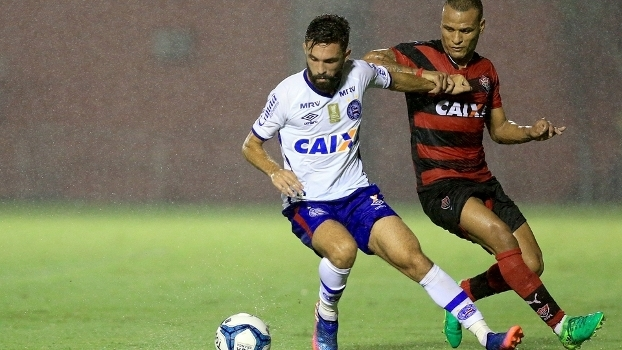 Vitória e Bahia se enfrentarão no Barradão, pela 11ª rodada do Brasileiro