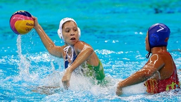 Izabella Chiappini irá defender a Itália no polo aquático