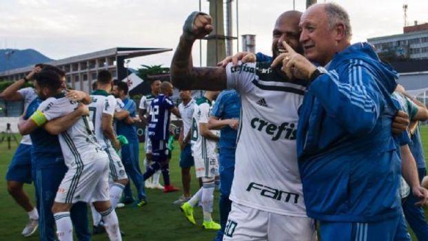 Felipão mudou os rumos do Palmeiras e foi um dos grandes personagens do  título e1d3169bec3a8