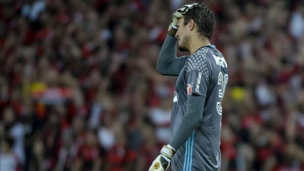 Thiago fratura o pulso e está fora da final da Copa do Brasil