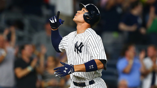 Aaron Judge, do New York Yankees