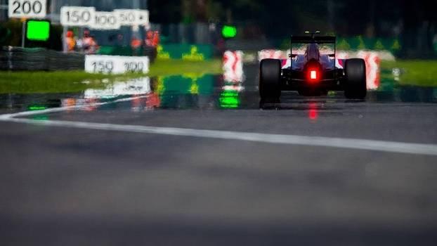 Esteban Gutierrez GP Monza Formula 1 F1 07/09/2014