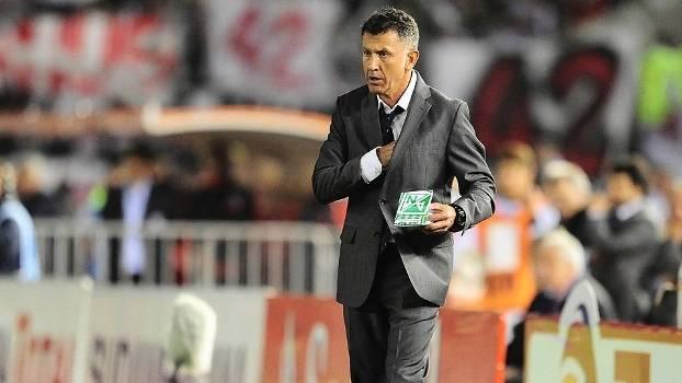 Osorio, técnico do Atlético Nacional