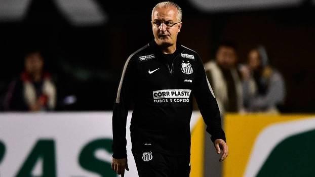 Dorival Júnior não gostou da atuação do Santos no duelo contra o Figueirense