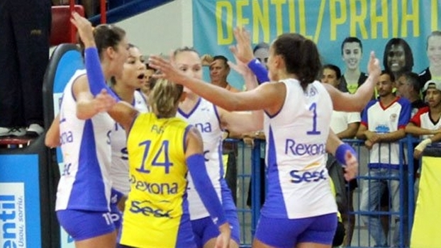 Rio de Janeiro foi campeão sul-americano mais uma vez