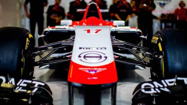 Jules Bianchi Carro 17 Marussia GP Russia Formula 1 F1 12/08/2014