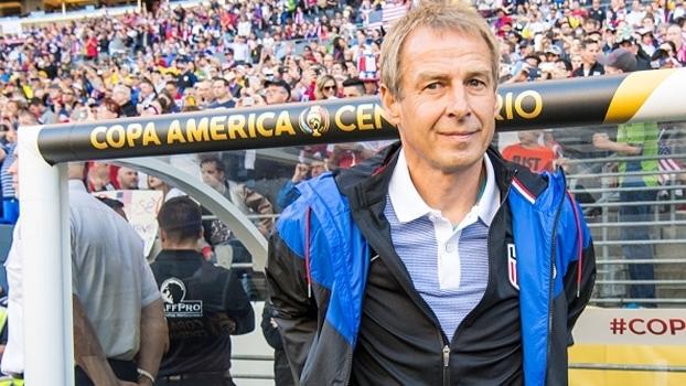 O treinador alemão pode fechar com o clube inglês