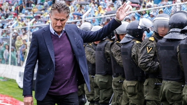 Edgardo Bauza não é mais técnico da Seleção Argentina