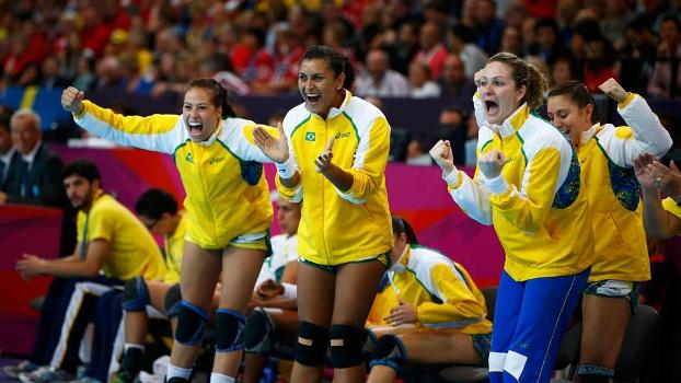 Olímpicas 3  Lições das garotas do handebol para os insuportáveis