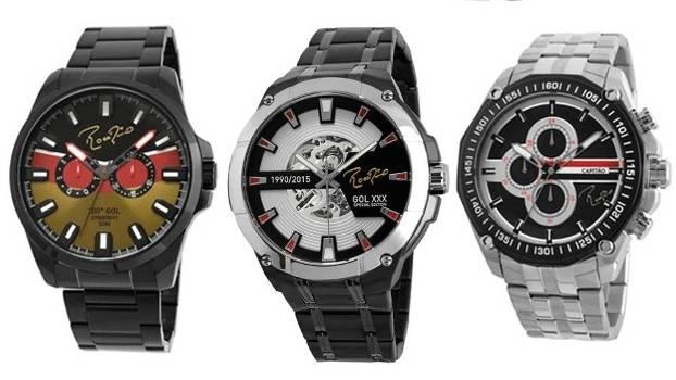 Rogério Ceni lança relógios com edição limitada de quase R  5 mil - ESPN e9cfd06a7ff04