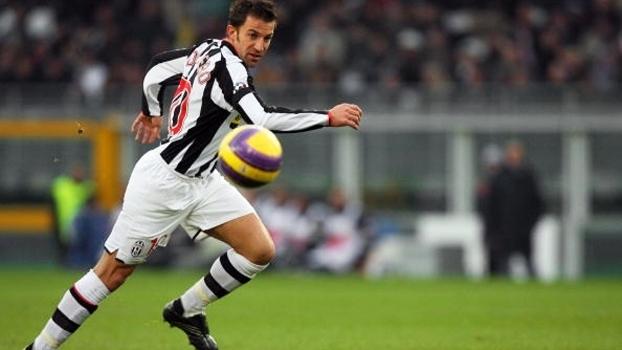 317aa92448e8f Del Piero e Ruud Gullit entram para Hall da Fama do futebol italiano ...