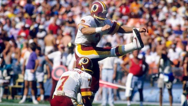 8a5f723c82 Mark Moseley é o único kicker eleito MVP da NFL
