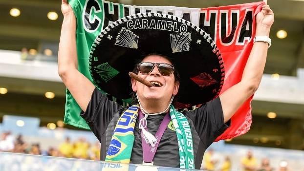 Brasil e México estabeleceram novo recorde no Allianz Parque: quase R$ 7 milhões