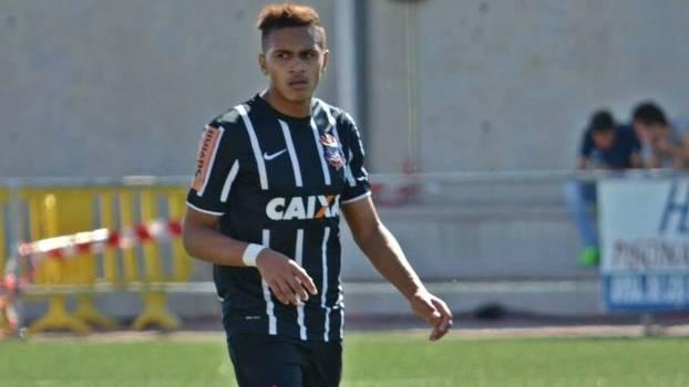 Atacante Léo Jabá ganhou suas primeiras chances no profissional em 2016