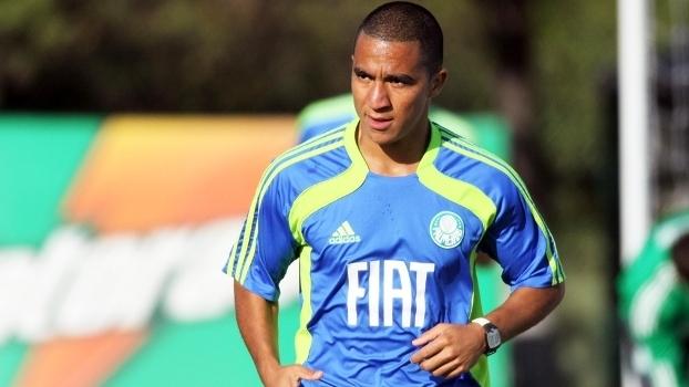 Max Pardalzinho Treino Palmeiras 06/06/2011