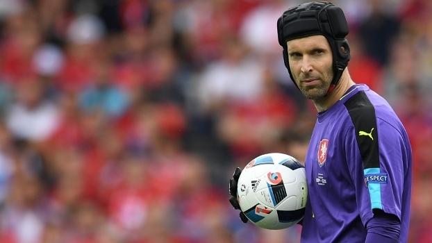 Último torneio de Cech pela seleção foi a Eurocopa 2016