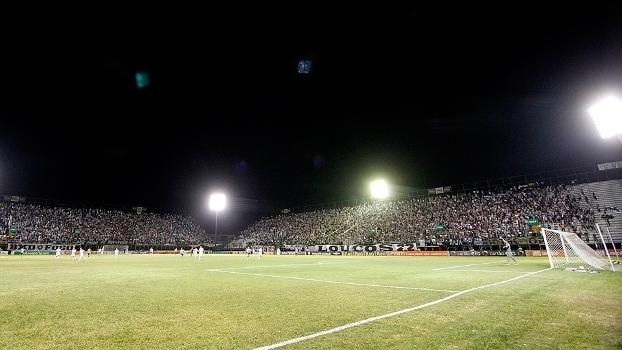 Arena Botafogo será palco de Fluminense x Flamengo