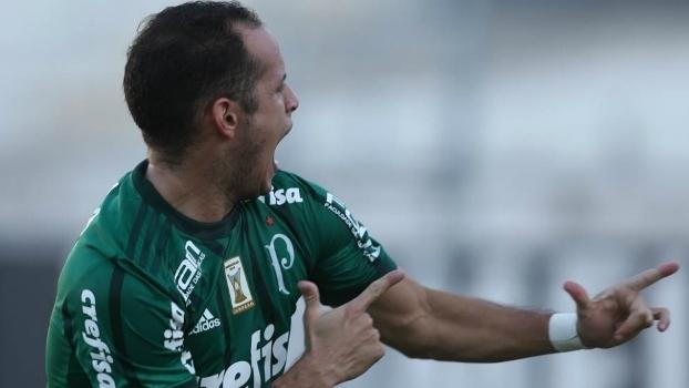 Guerra está com o Palmeiras no Equador