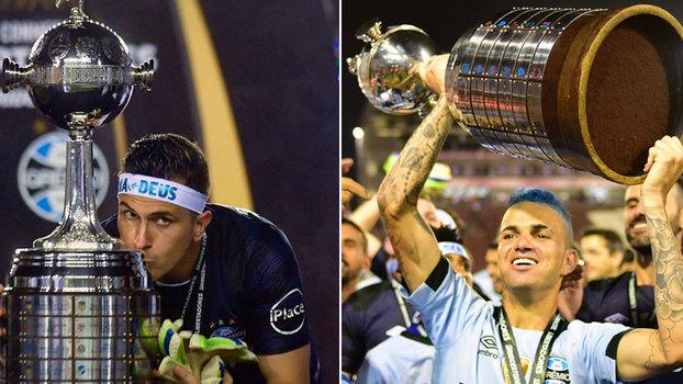 De Grohe  melhor que Buffon  a  Luanel Messi   os heróis do Grêmio ... f5b4a10e55e3f