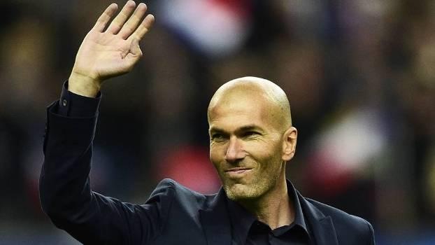 Resultado de imagem para zidane treinador