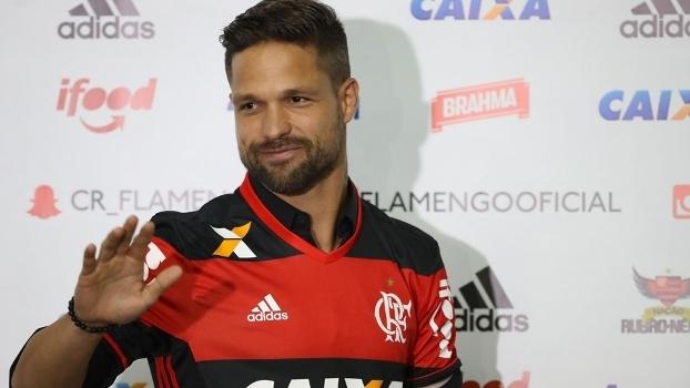 Com Diego em campo, aproveitamento do Flamengo é de 91,6