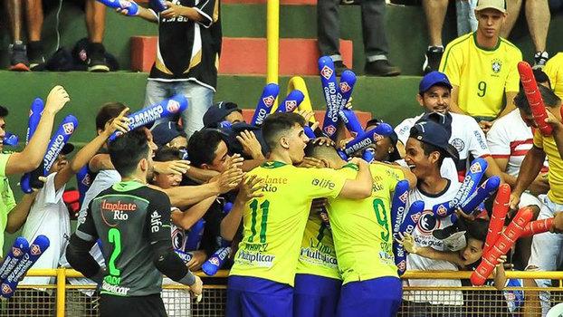 Brasil de futsal é convocado para primeiros amistosos de 2018 - ESPN 86e2432062ad2