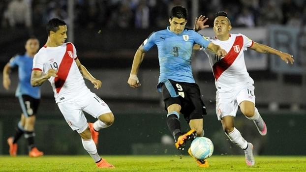 Luis Suárez nasceu em Salto, no Uruguai